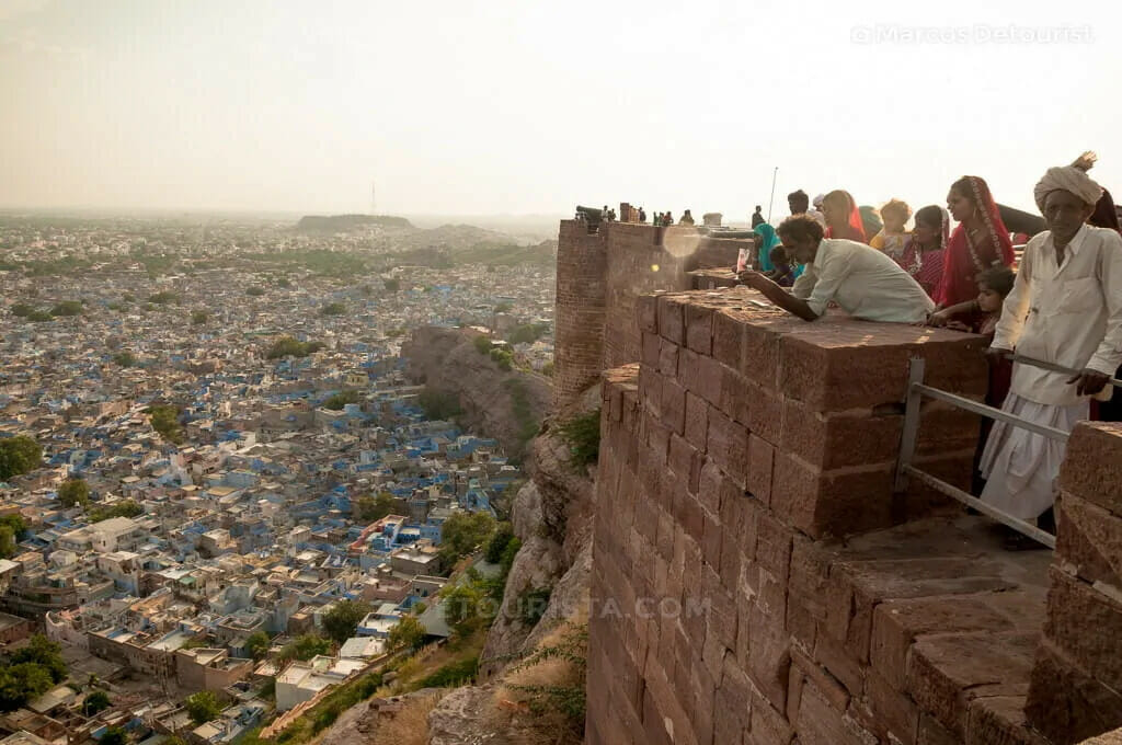 12-Overlooking-view-of-the-blue-city-from-Mehrangarh-Fort-in-Jodhpur-130913-161729