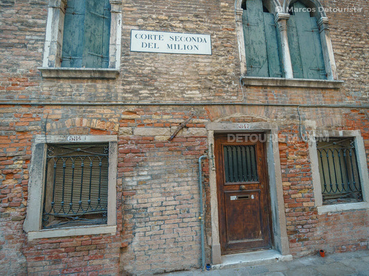 Marco Polo House in Venice