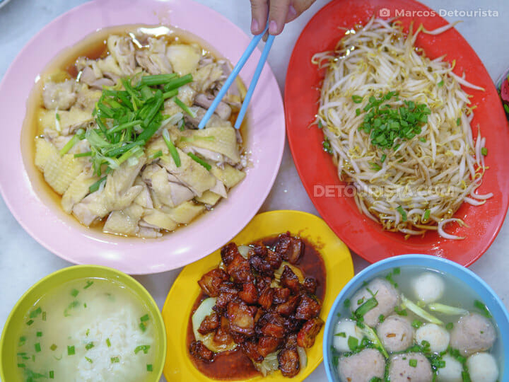 Ipoh local food