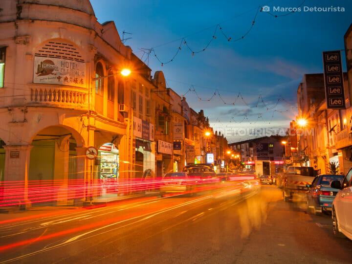 Kuala Lipis heritage buildings
