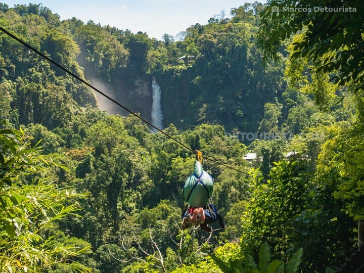 Lake Sebu 7 Falls Zipline