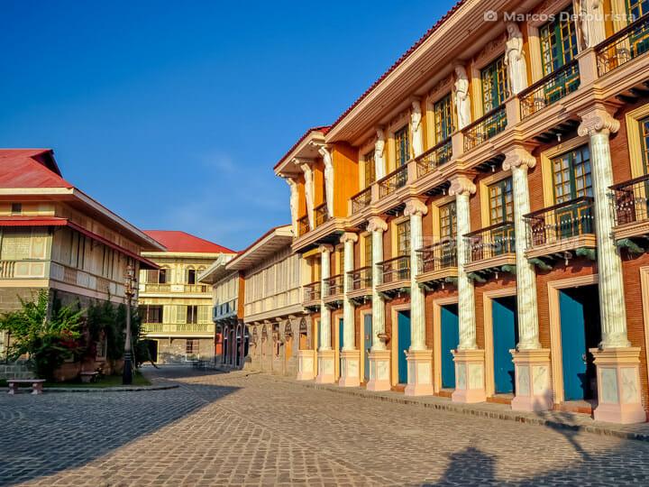 Las Casas Filipinas de Acuzar in Bagac, Bataan