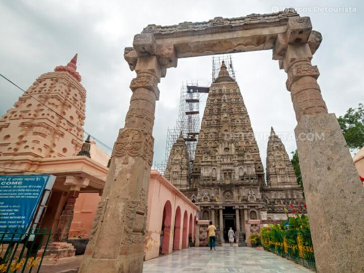 Mahabodhi Temple, Bodghaya
