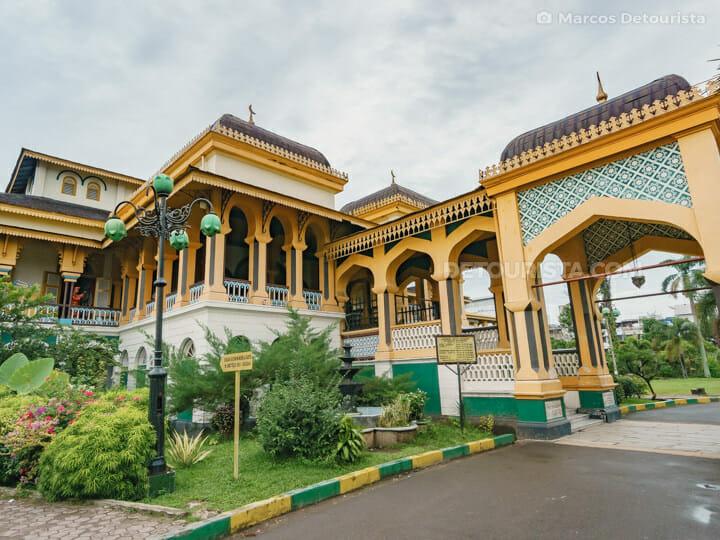 Maimun Palace, Medan
