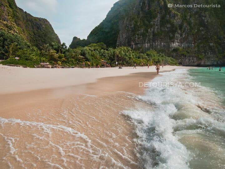 Maya Bay (The Beach), Ko Phi Phi Leh
