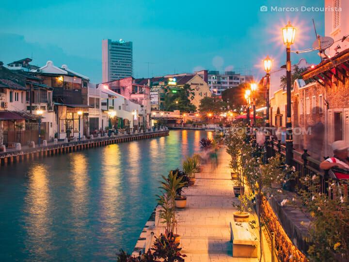 Melaka River, Melaka