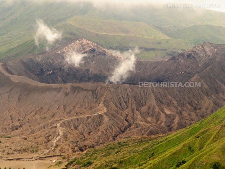Mount Bromo viewpoint & Cemoro Lawang village