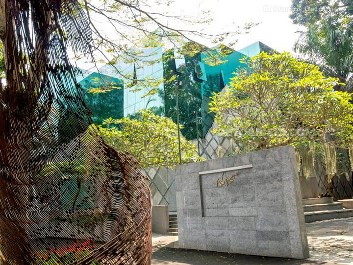 Nuart Sculpture Park in Bandung, Indonesia