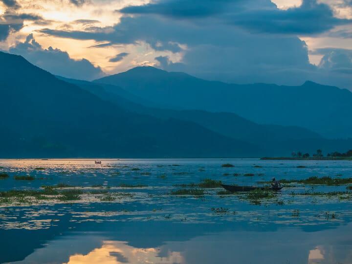 Phewa Lakeside, Pokhara