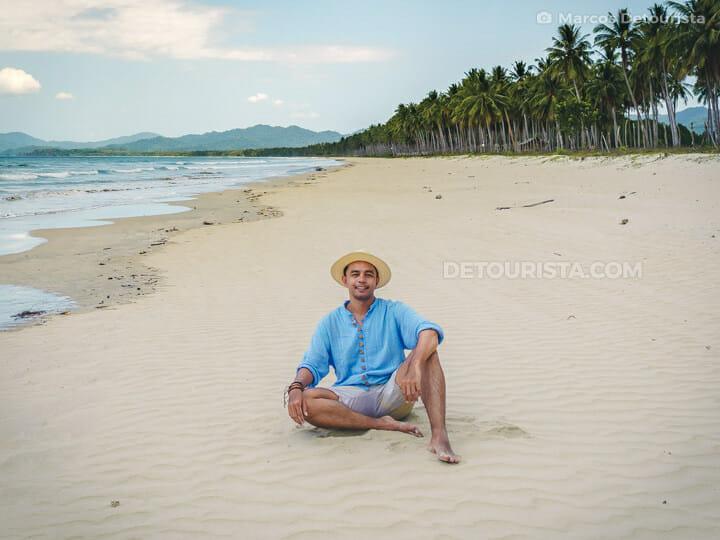 San Vicente Long Beach, San Vicente, Palawan