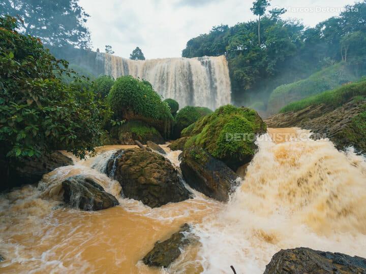 Elephant Waterfall, Da Lat