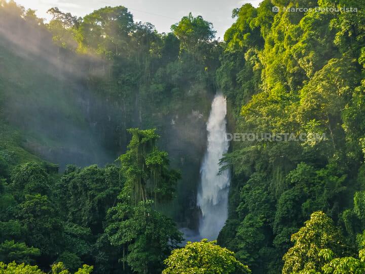 Hikong Bente (2nd Falls), Lake Sebu