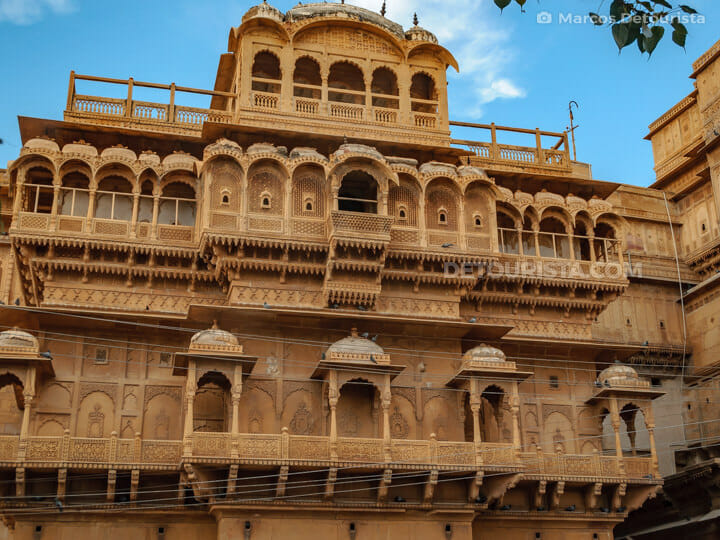 Jaisalmer Fort Palace Museum, India