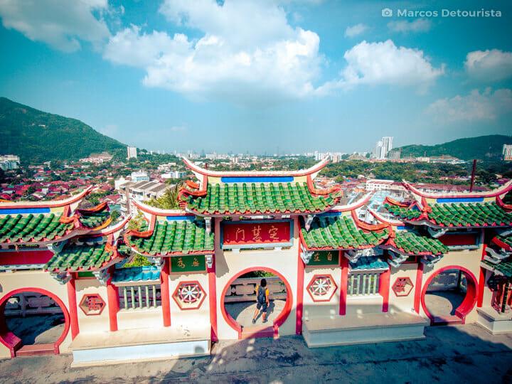 Kek Lok Si (Temple) and Ayer Itam