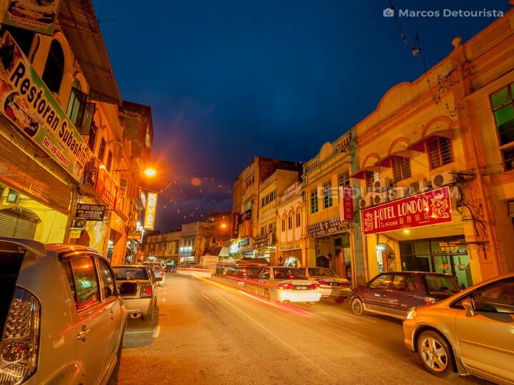 Kuala Lipis at Night
