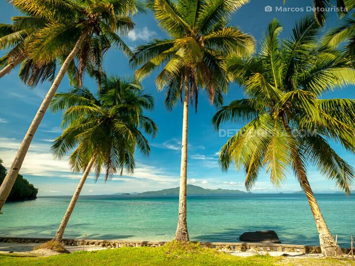 Maripipi Island in Biliran, Philippines