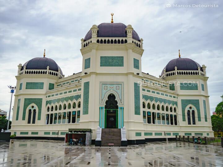 Masjid Raya Al-Mashun, Medan