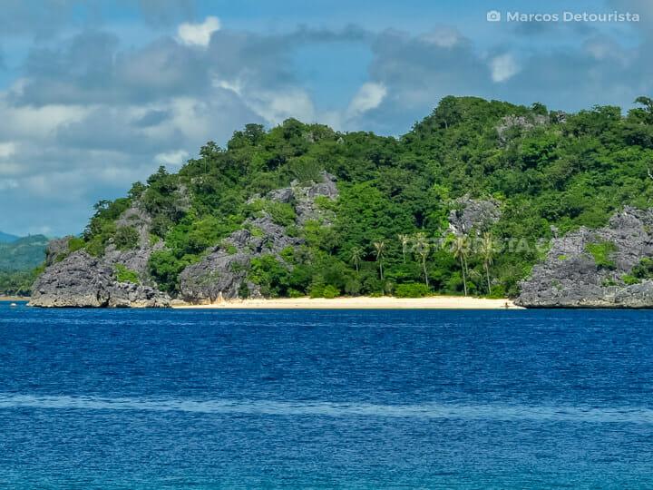 Matukad Island, Caramoan