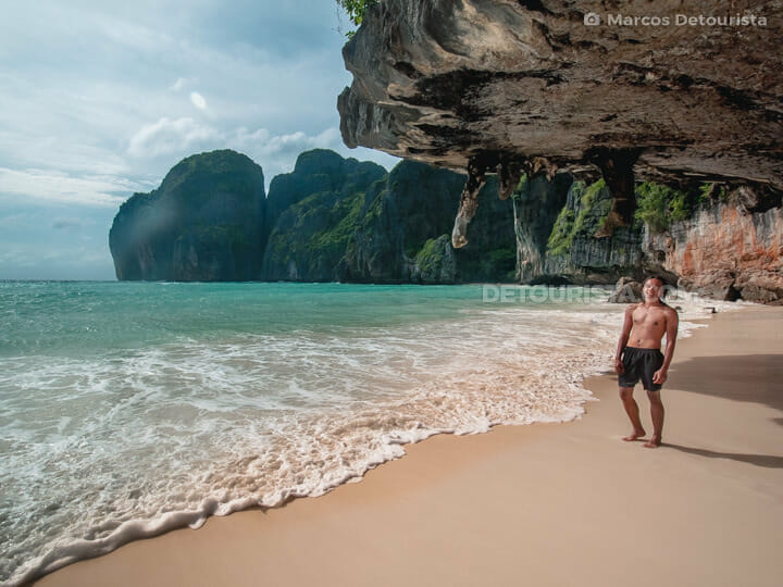 Maya Bay (The Beach), Ko Phi Phi Leh