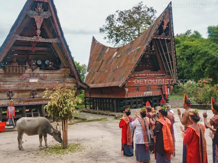 Museum Huta Bolon Simanindo, Lake Toba