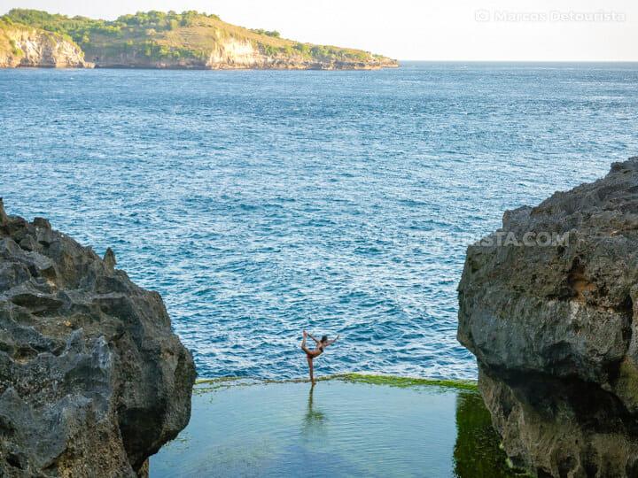 Nusa Penida - Angel's Billabong