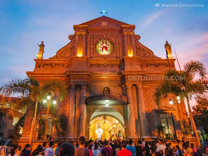 St. Catherine of Alexandria Cathedral in Dumaguete City, Orienta