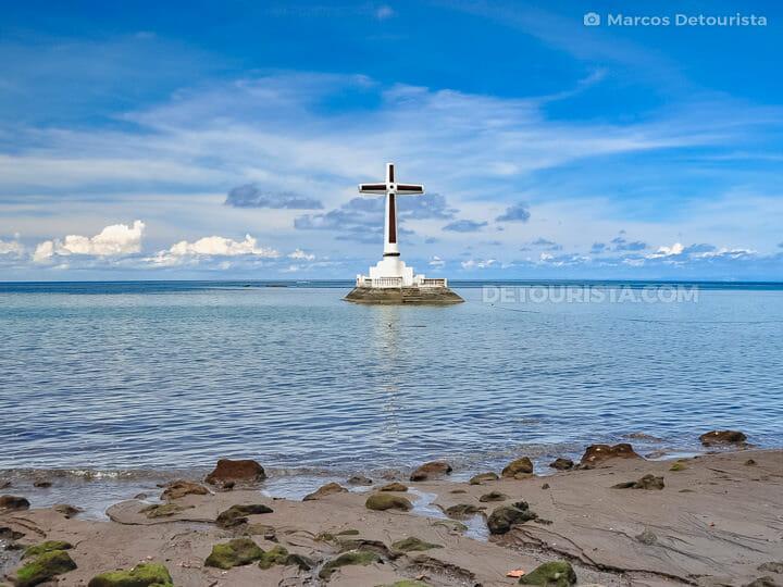 Sunken Cemetery in Camiguin, Philippines