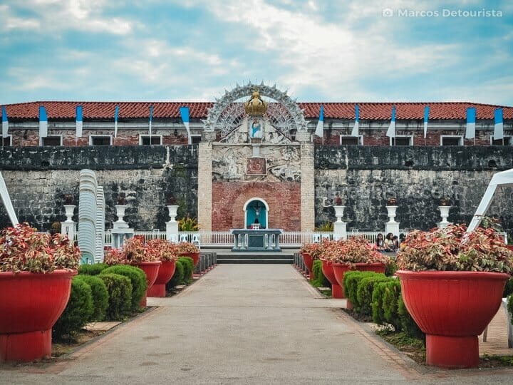 Fort Pilar Shrine, Zamboanga