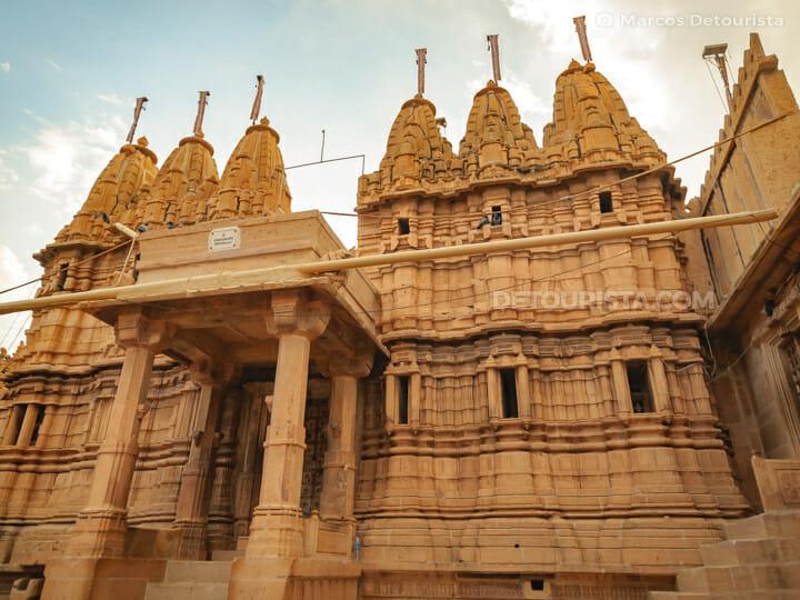 Jain Temples at Jaisalmer Fort