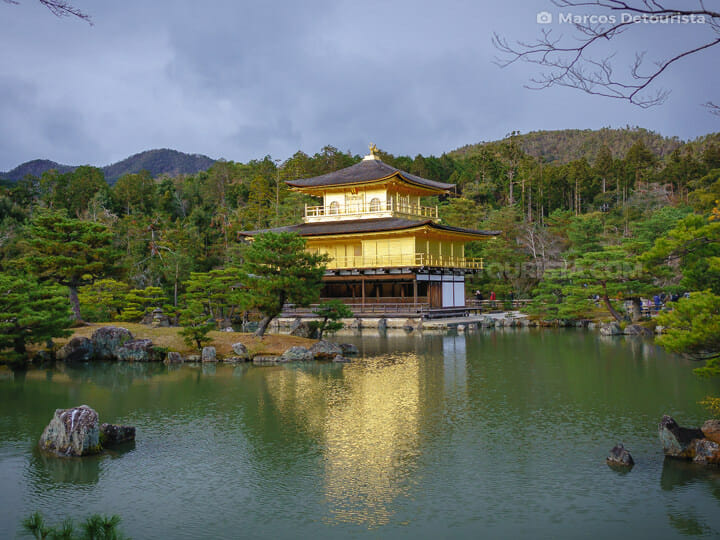 Kinkaku-ji (Golden Temple), Kyoto