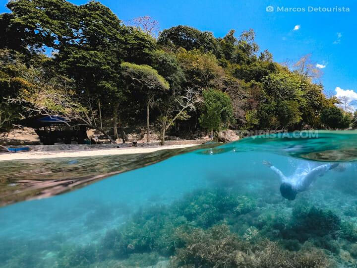 Maxima Island, San Vicente, Palawan
