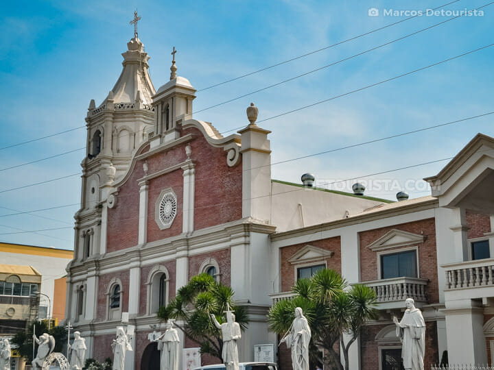 Orani Church, Bataan