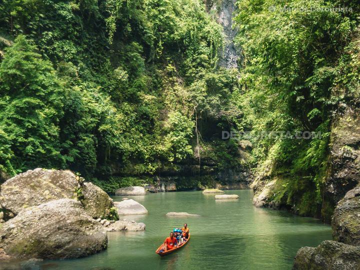 Pagsanjan Falls, Laguna