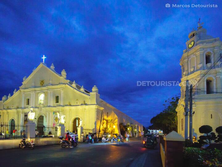 St. Paul Cathedral in Vigan, Ilocos Sur, Philippines
