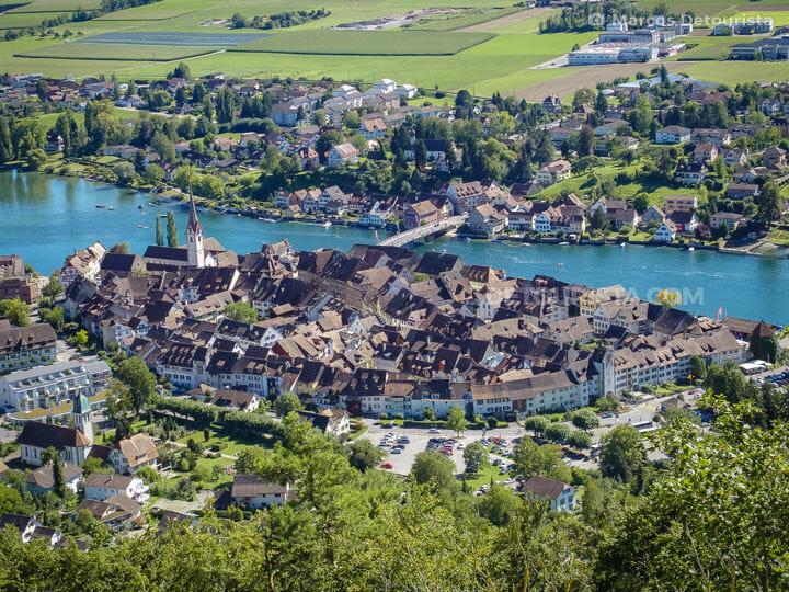 Stein Am Rhein Old Town, near Zurich, Switzerland