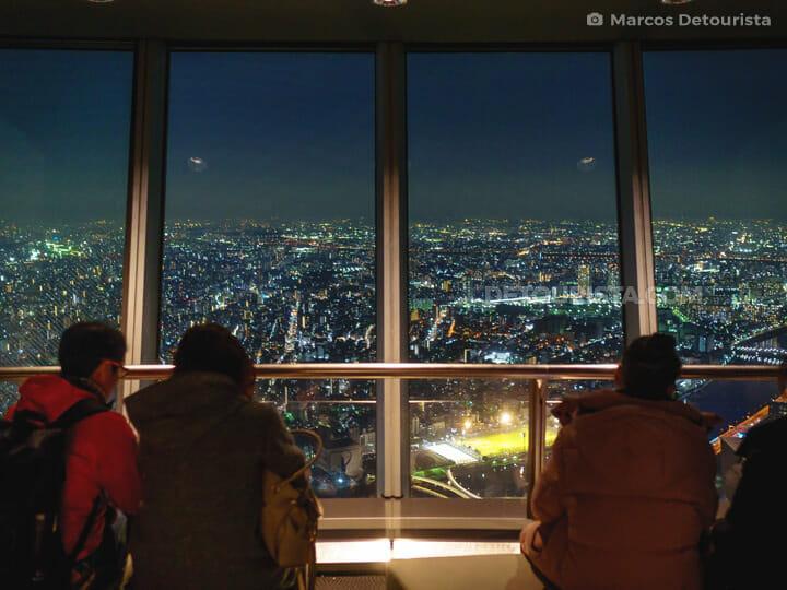 Tokyo Skytree in Tokyo, Japan