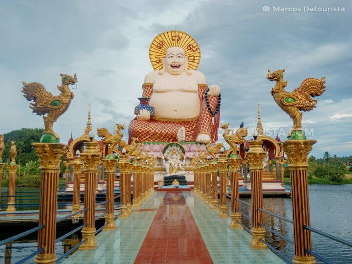 Wat Plai Laem (temple), Ko Samui