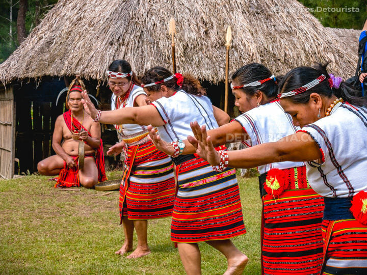 Banaue Ethnic Village and Pine Forest Resort, in Banaue, Ifugao,