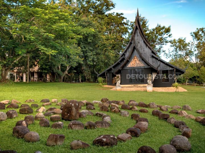 Black Houses (Baandam Museum), Chiang Rai