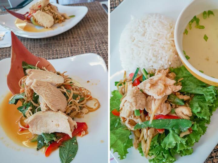 Khema (restaurant) in Siem Reap, Cambodia