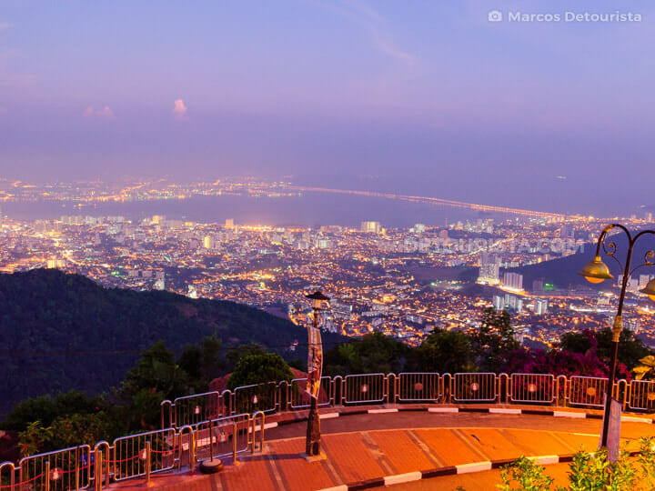Georgetown & Penang Hill