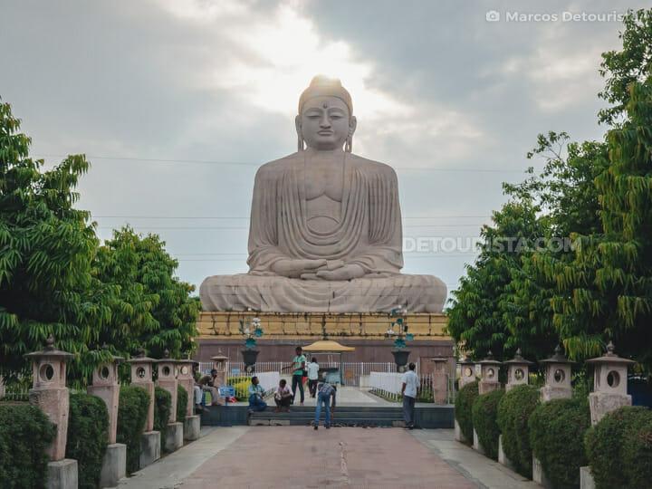 Giant Buddha (Great Buddha), Bodghaya