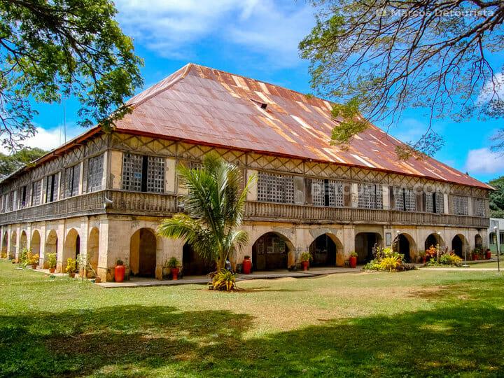 Lazi Convent in Siquijor, Philippines