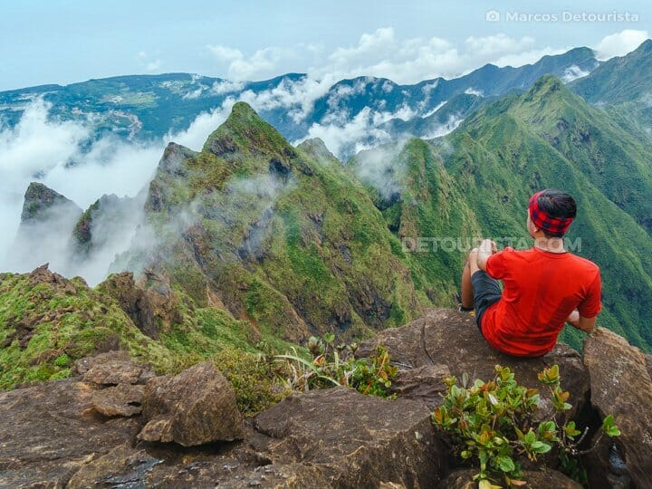 Mt. Guiting-Guiting, Sibuyan Island, Romblon