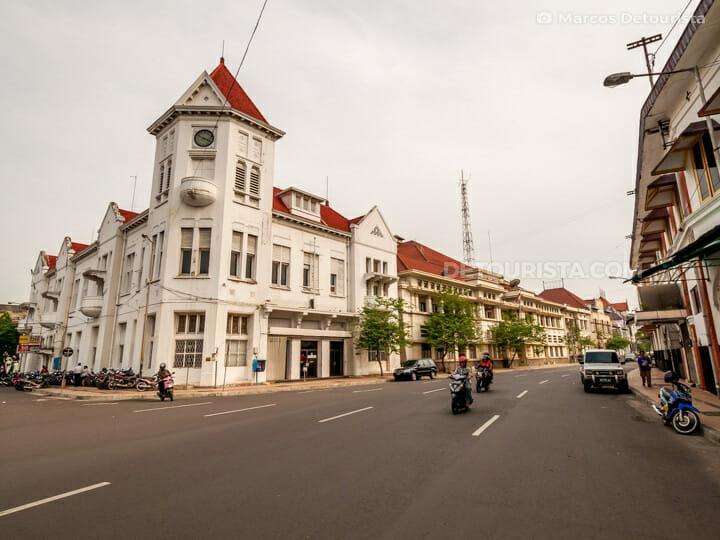 Old Surabaya Colonial Heritage