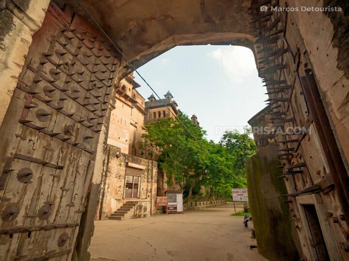 Orchha Fortress, Orchha