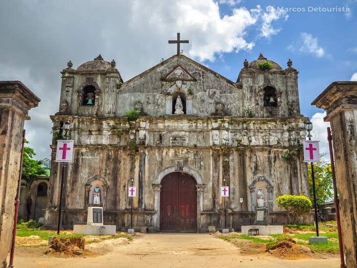 Paracale Church, Camarines Norte