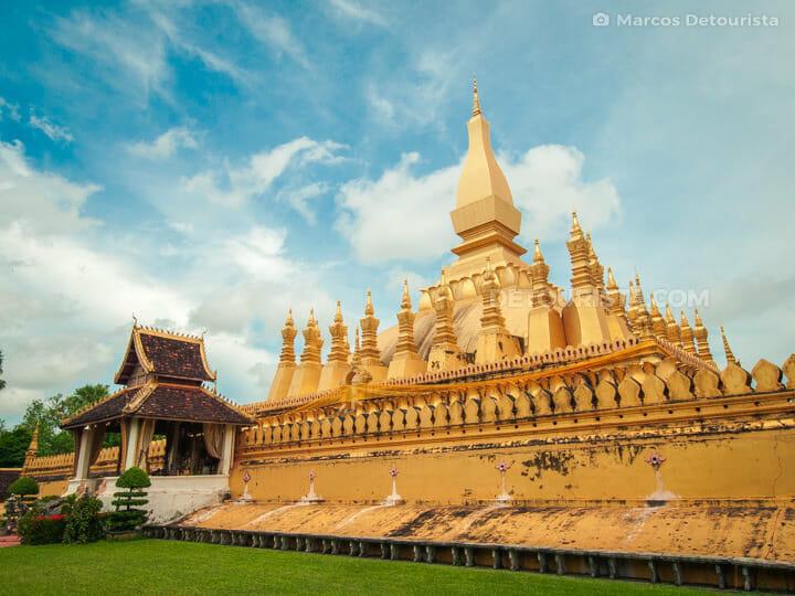 Pha That Luang (Stupa)