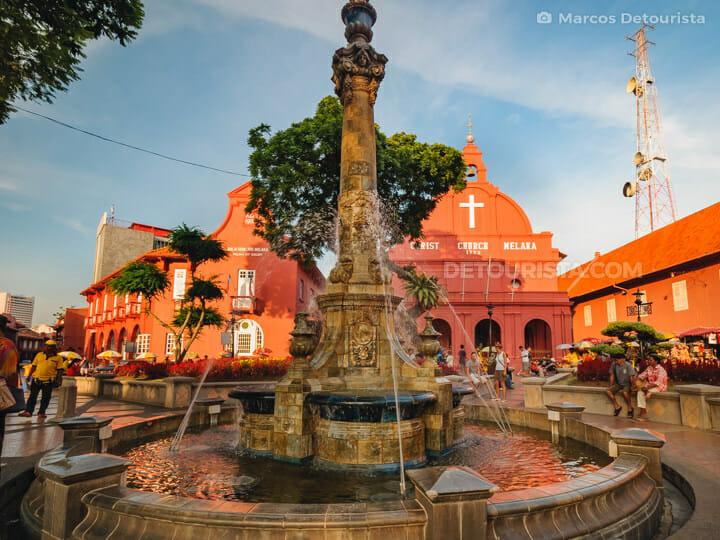 Queen Victoria's Fountain, Melaka