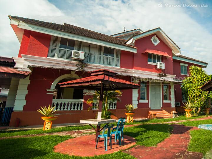 Residency Resthouse, Kuala Lipis